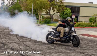 Danny Spina - Sponsored rider at JIMS USA