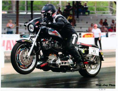 John Toth - Sponsored rider at JIMS USA