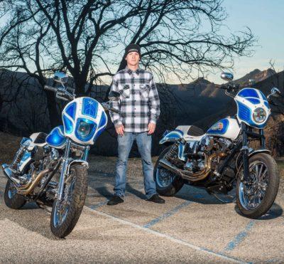 Kade Gates - Sponsored rider at JIMS USA