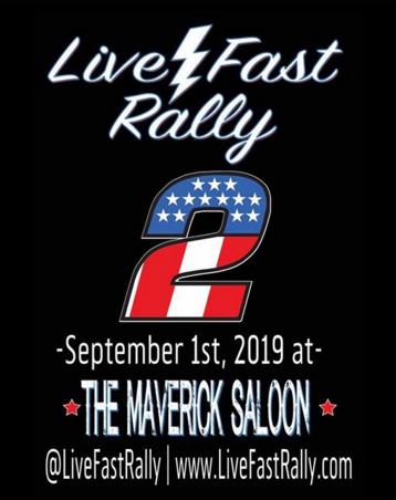 Live Fast Rally Event - JIMS USA